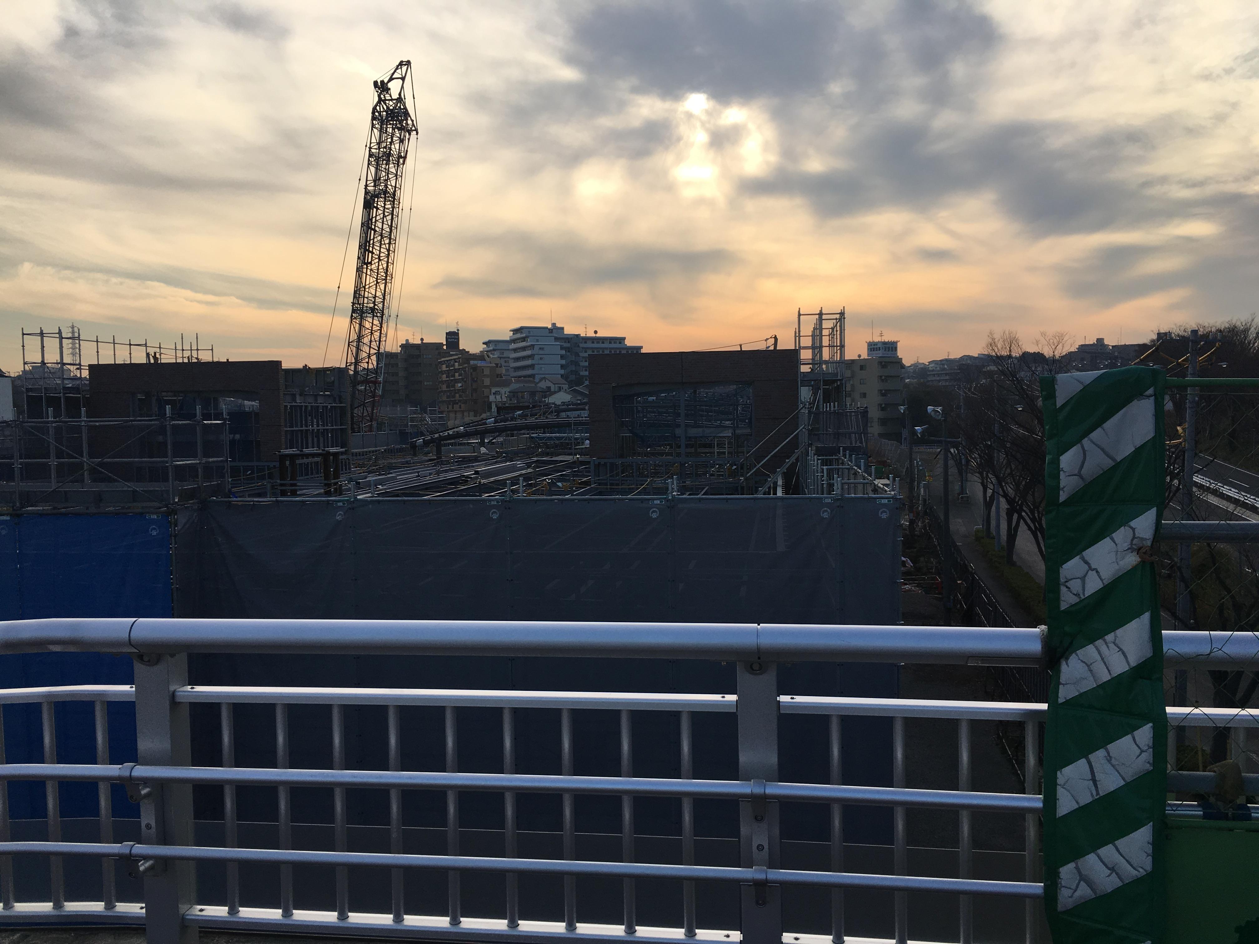 2017年12月 新駅開発状況