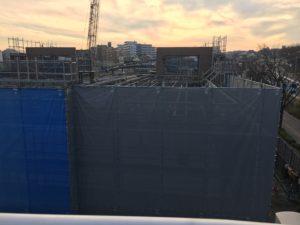 2017年12月 羽沢横浜国大新駅開発状況