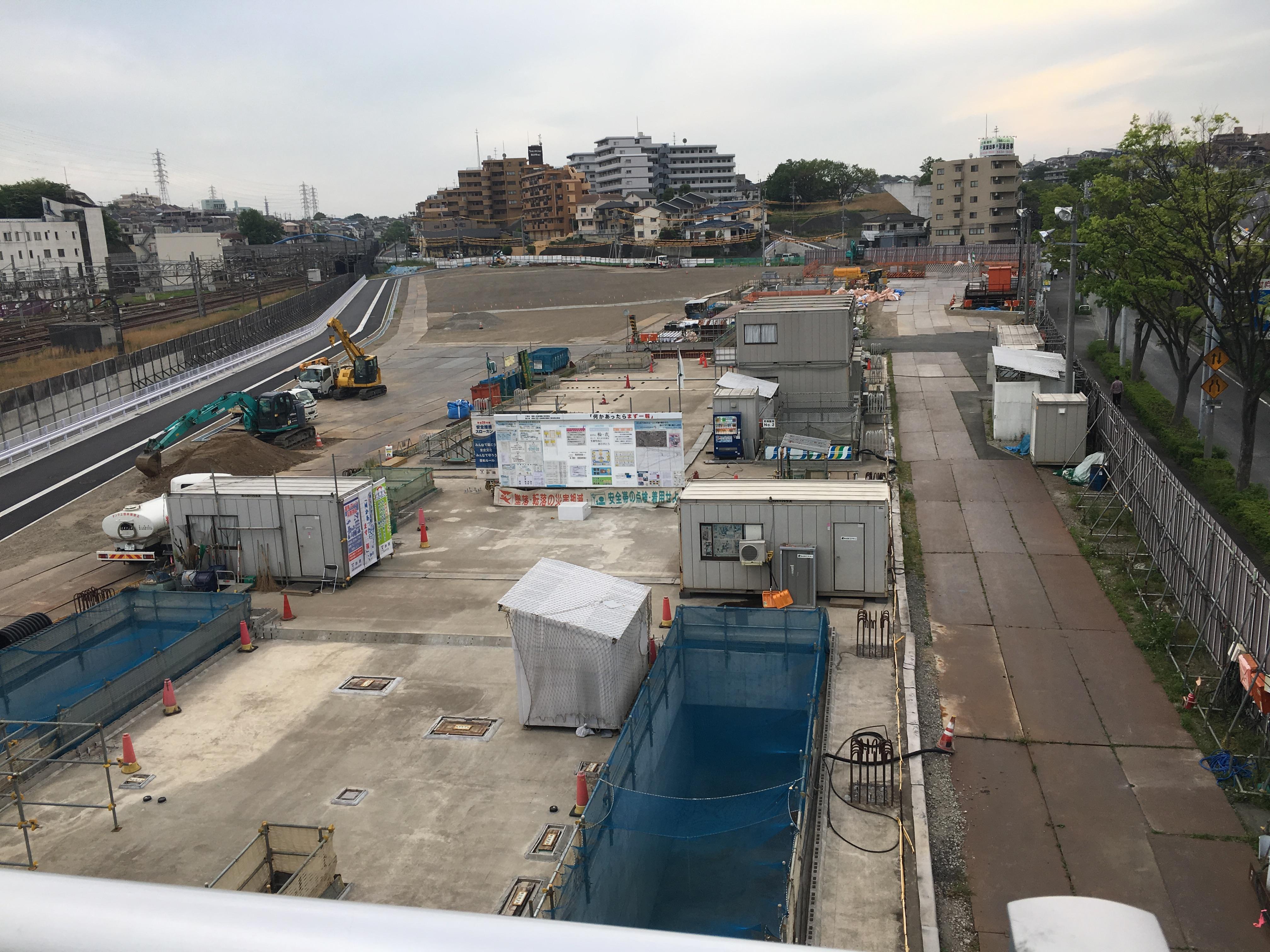 2017年5月 新駅開発状況 ※過去分投稿