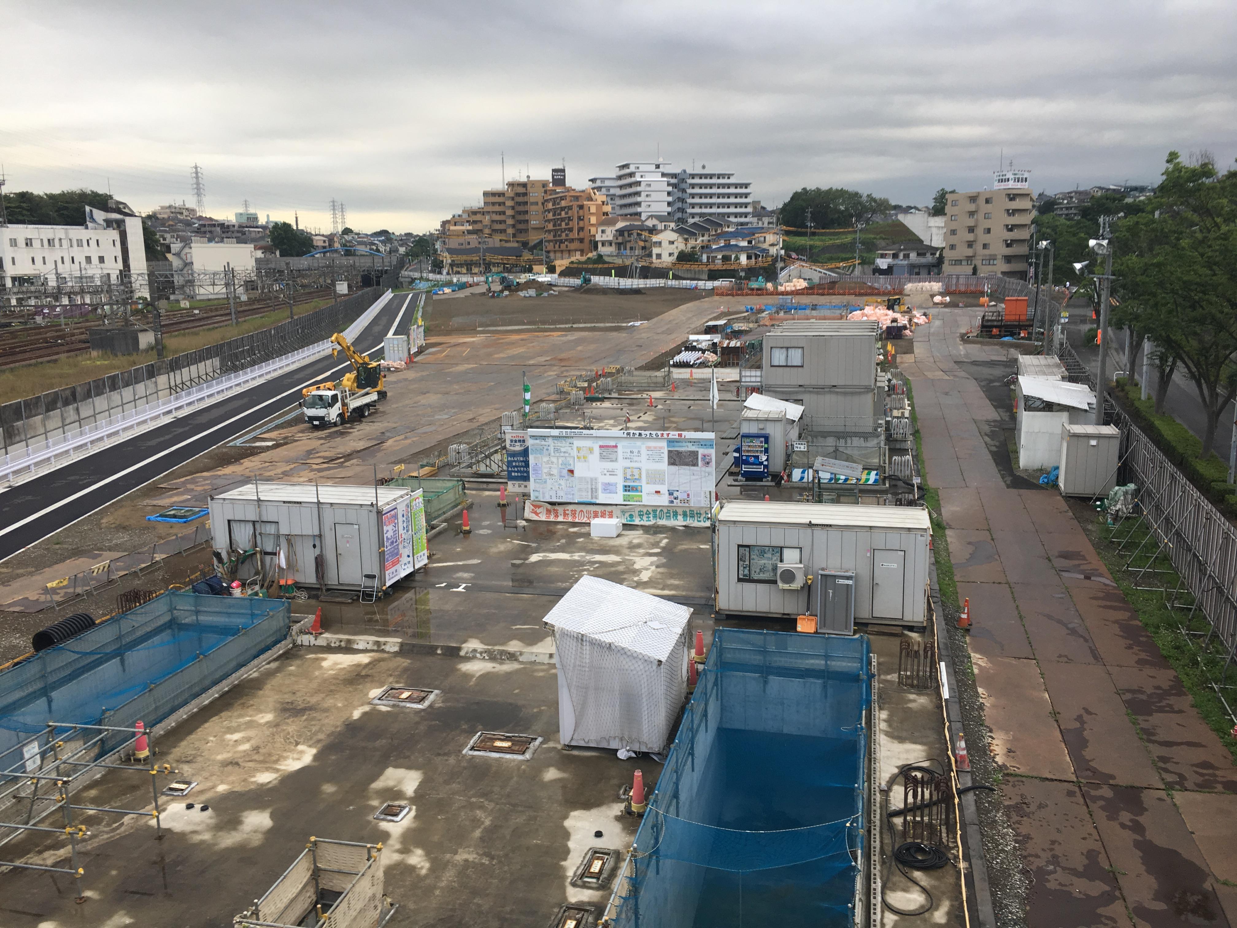 2017年7月 新駅開発状況 ※過去分投稿