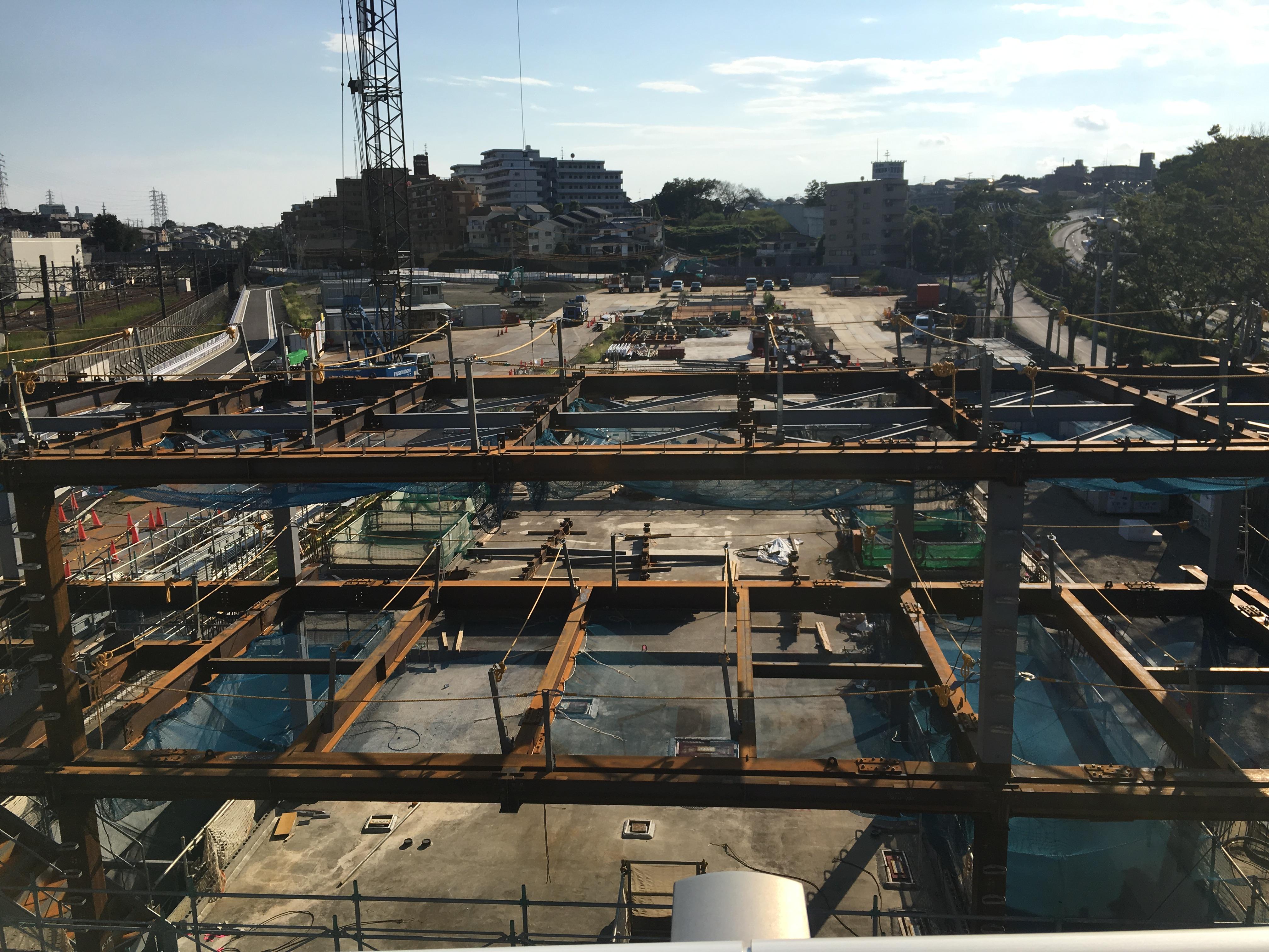 2017年9月 新駅開発状況