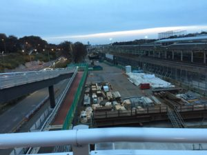 2016年12月 羽沢横浜国大新駅開発状況2