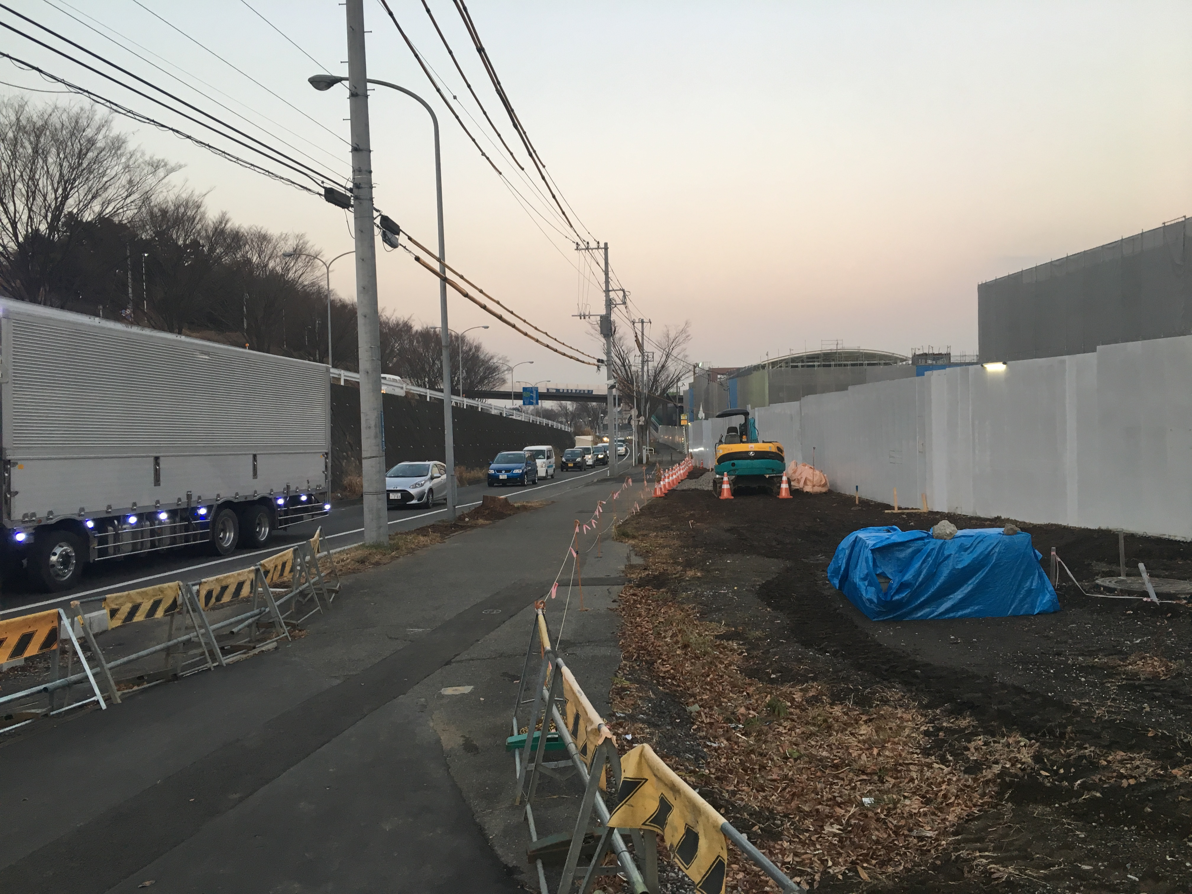 羽沢横浜国大駅 周辺の生活環境について