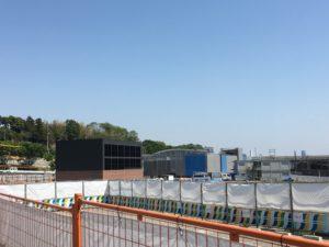 2018年4月 羽沢横浜国大駅開発状況5