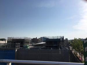 2018年4月 羽沢横浜国大駅開発状況2