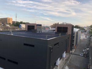 2018年6月 羽沢横浜国大駅開発状況