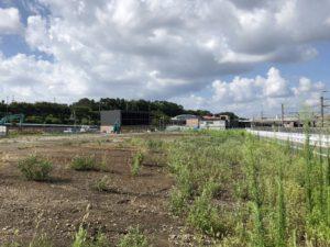2018年7月 羽沢横浜国大駅開発状況4