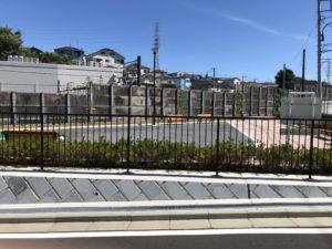 2018年8月 羽沢横浜国大駅開発状況5