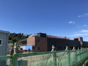 2018年8月 羽沢横浜国大駅開発状況2