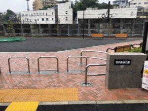 2018年9月 羽沢横浜国大駅開発状況4
