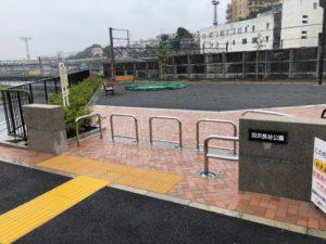 2018年9月 羽沢横浜国大駅開発状況5