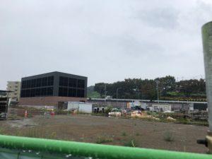 2018年9月 羽沢横浜国大駅開発状況3
