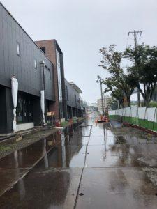 2018年9月 羽沢横浜国大駅開発状況2