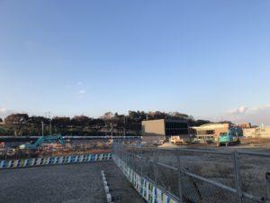 2018年10月 羽沢横浜国大駅開発状況8