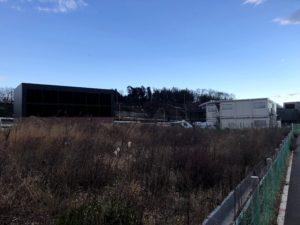2018年12月 羽沢横浜国大駅開発状況5