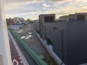 2019年4月 羽沢横浜国大駅開発状況