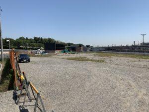 2019年5月 羽沢横浜国大駅開発状況