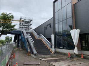 2019年6月 羽沢横浜国大駅開発状況