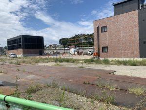 2019年9月 羽沢横浜国大駅開発状況