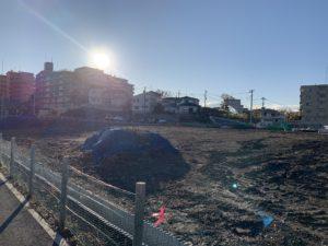 2019年11月 羽沢横浜国大駅開発状況