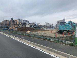 2019年12月 羽沢横浜国大駅開発状況