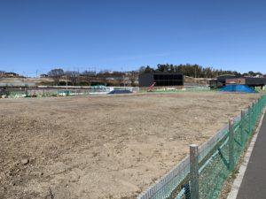 2020年1月 羽沢横浜国大駅開発状況