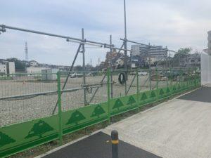2020年4月 羽沢横浜国大駅開発状況