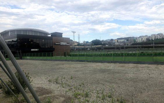 2020年7月 羽沢横浜国大駅開発状況