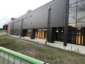2020年9月 羽沢横浜国大駅開発状況