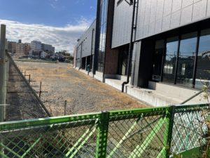 2020年11月 羽沢横浜国大駅開発状況